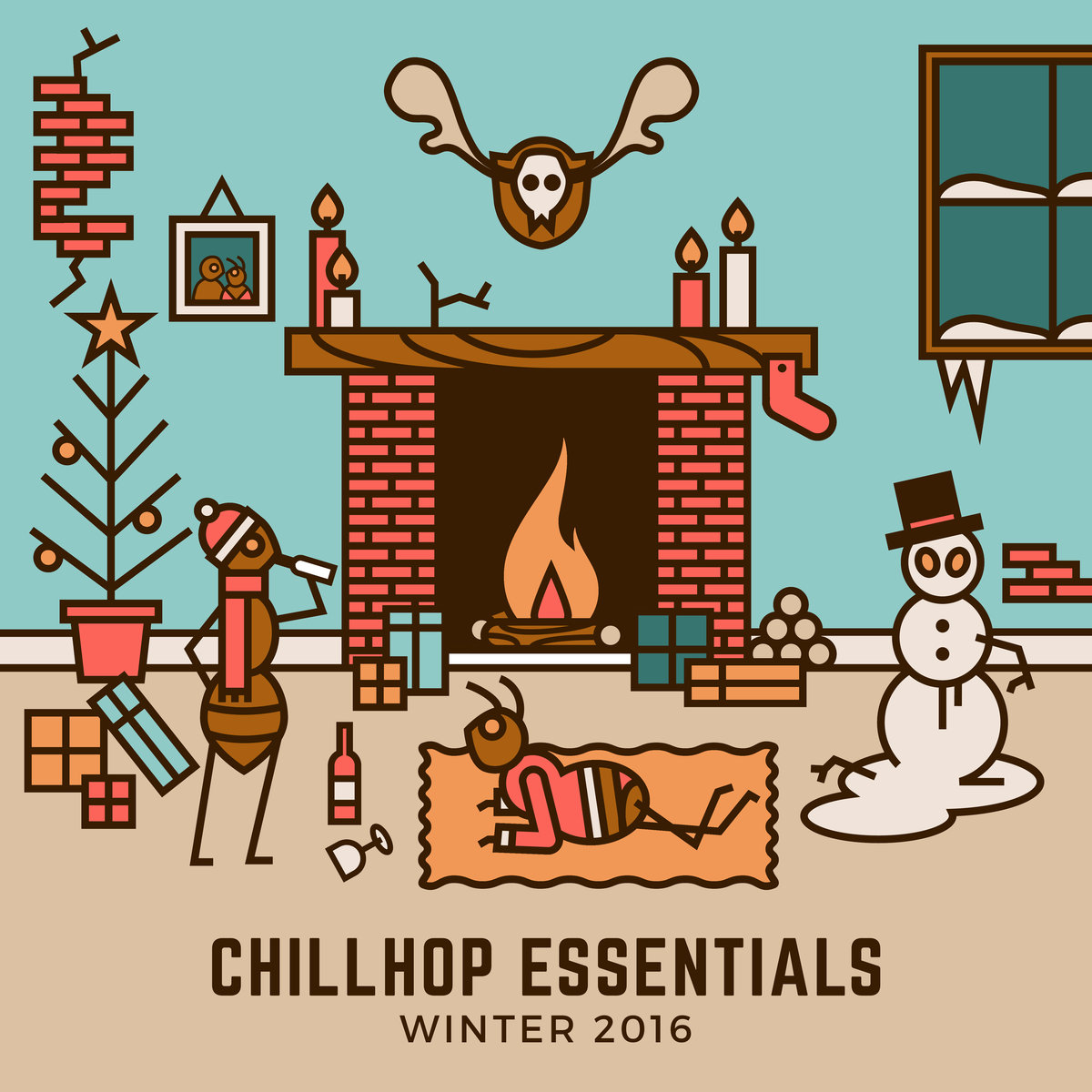 Chillhop Essentials - Winter 2016