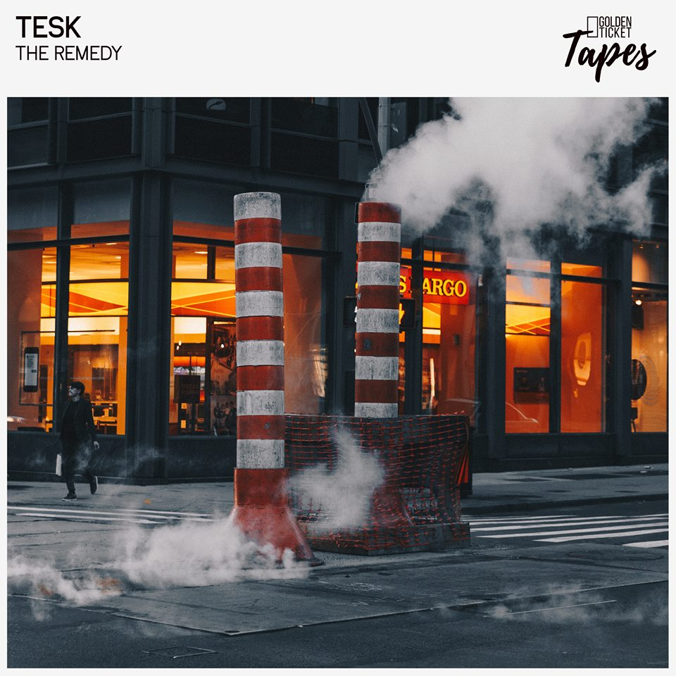 Golden Ticket Tapes - TESK BEATS - The Remedy