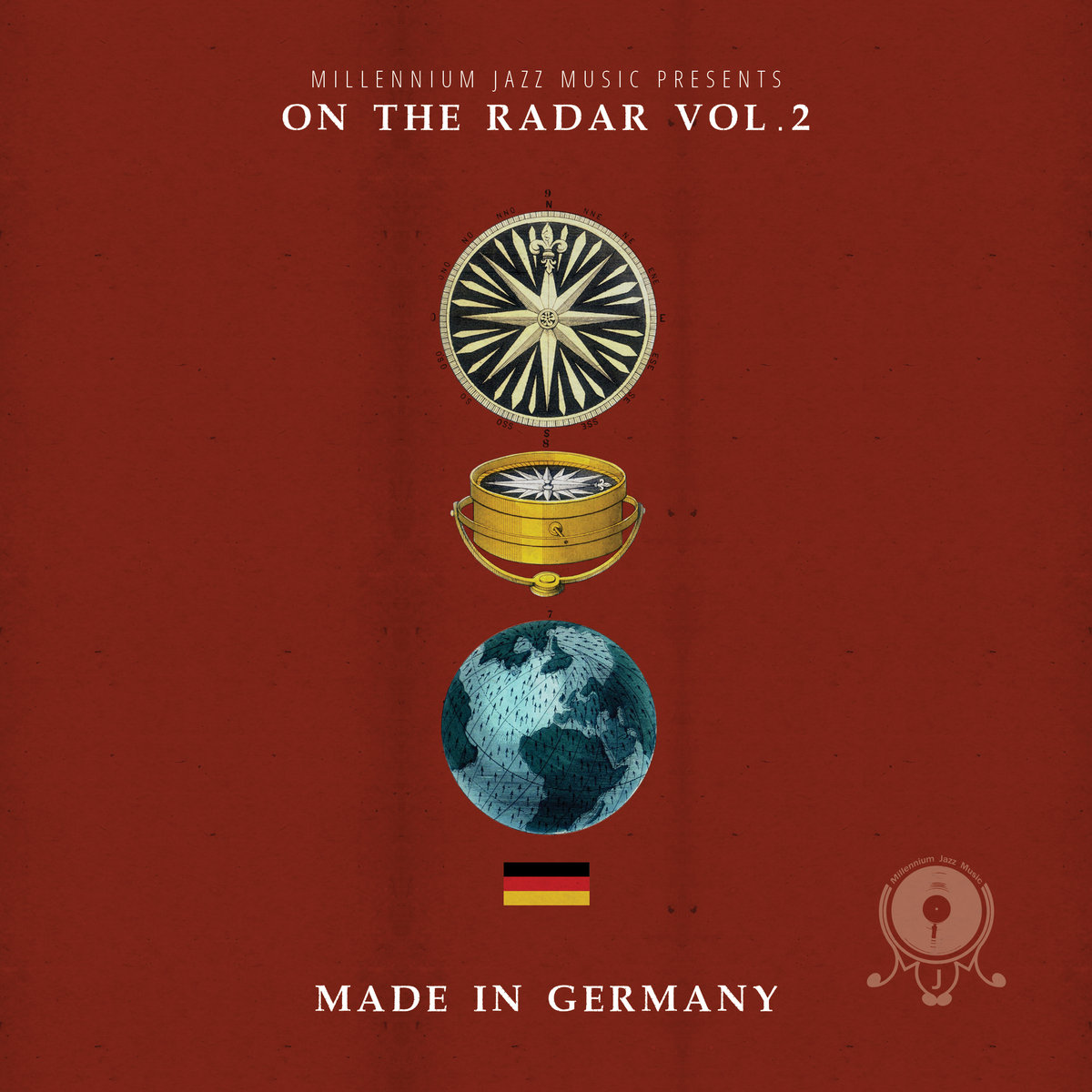 MJM ~ Made In Germany: OTR Vol​. ​2