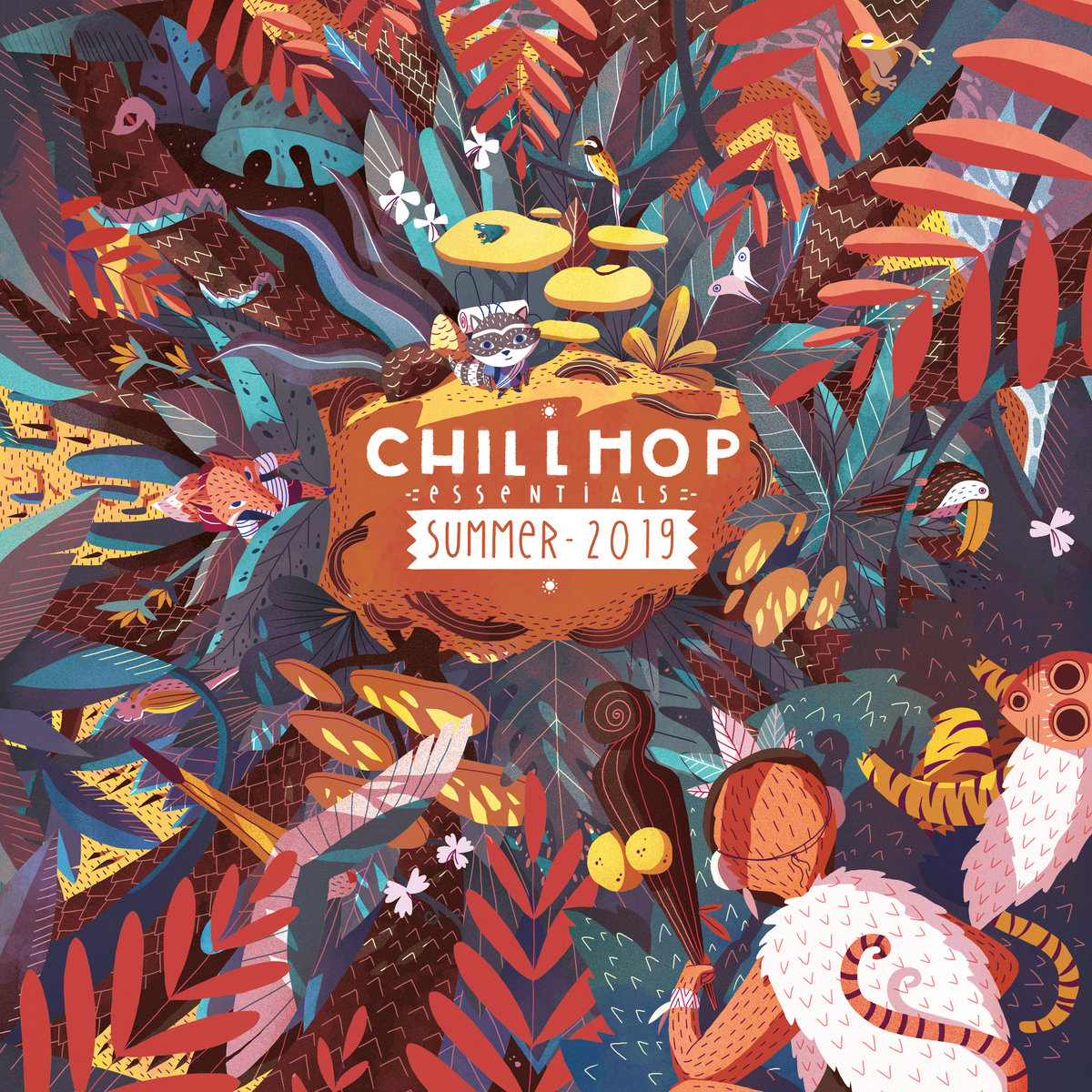 Chillhop Essentials - Summer 2019